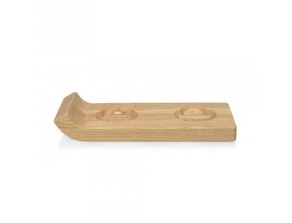 Подставка для сервировки сливок и сахара Brabantia Wood 611841
