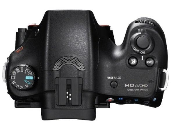 Зеркальный фотоаппарат Sony Alpha SLT-A65 Body
