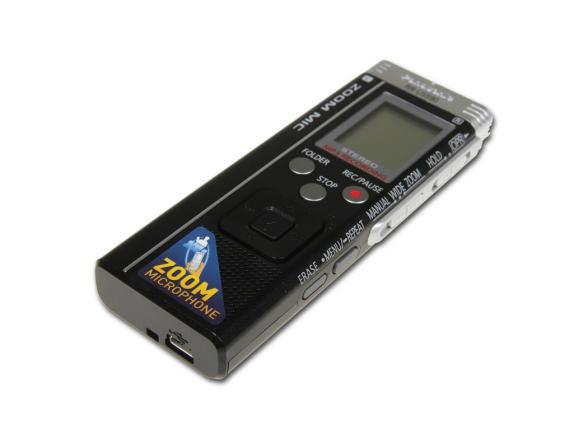 Диктофон Panasonic RR-US590E-K