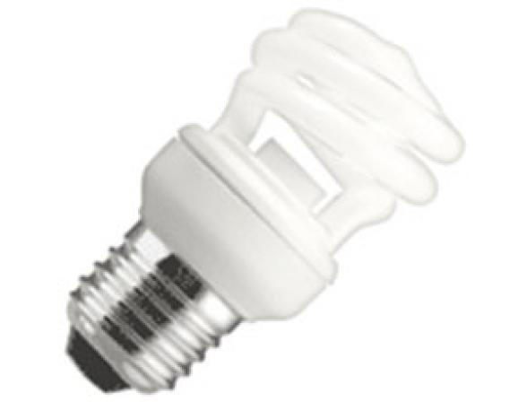 Лампа энергосберегающая General Electric 73810 General Electric FLE15HLX/T2/827E27 (10)