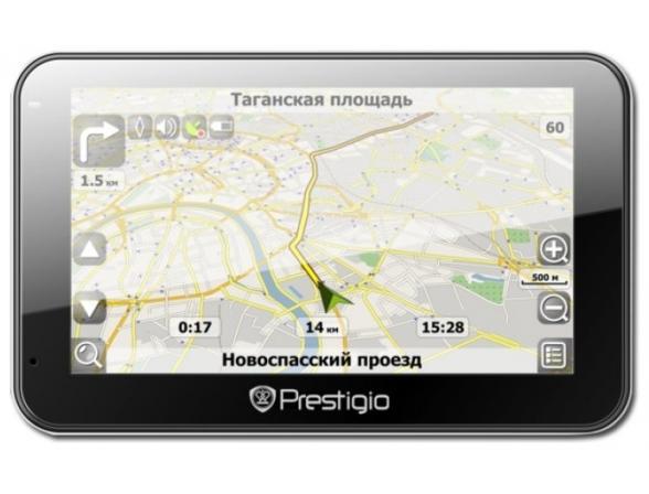 GPS-навигатор Prestigio GeoVision 5566