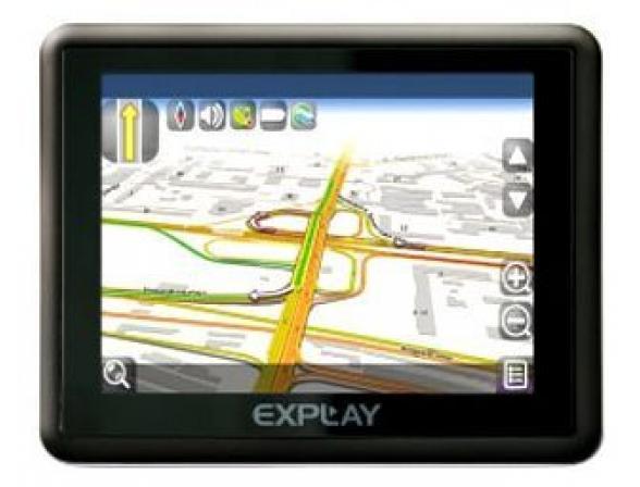 GPS-навигатор Explay PN-915
