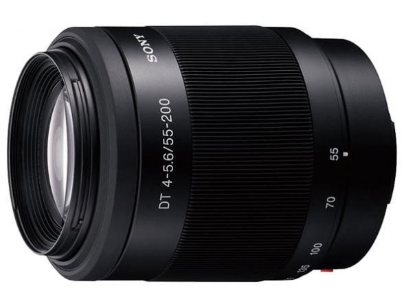 Объектив Sony DT 55-200mm f/4-5.6 SAM (SAL-55200-2)*