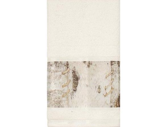 Полотенце для рук Blonderhome Birch Bark by Woolrich XBIRCH012L