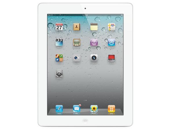 Планшет Apple iPad 4 16Gb Wi-Fi + Cellular White