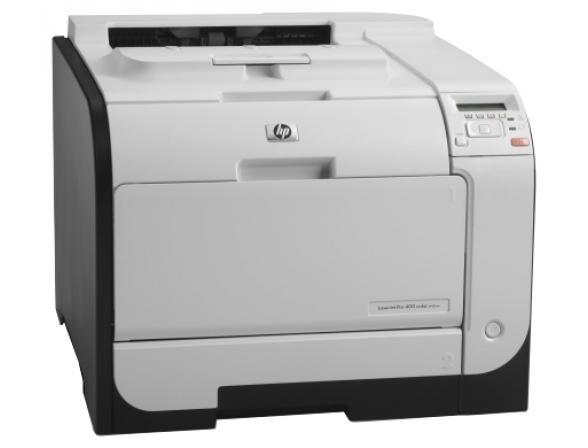 Принтер лазерный цветной HP LaserJet Pro 400 color M451nw