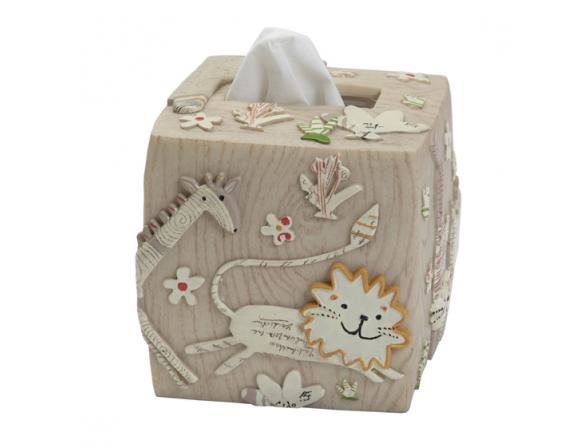 Бокс для салфеток Creative Bath Animal Crackers ANC58NAT