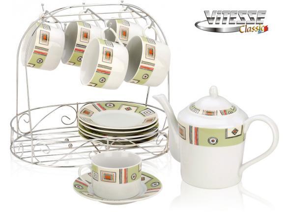 Сервиз чайный/кофейный Vitesse VS-8551