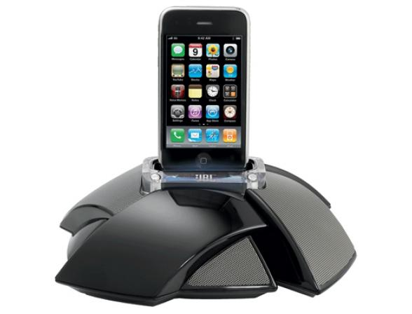 Док-станции для iPod/iPhone/iPad JBL ON STAGE IV BLACK