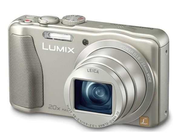 Цифровой фотоаппарат Panasonic Lumix DMC-TZ35