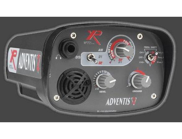 Металлоискатель XP Adventis 2