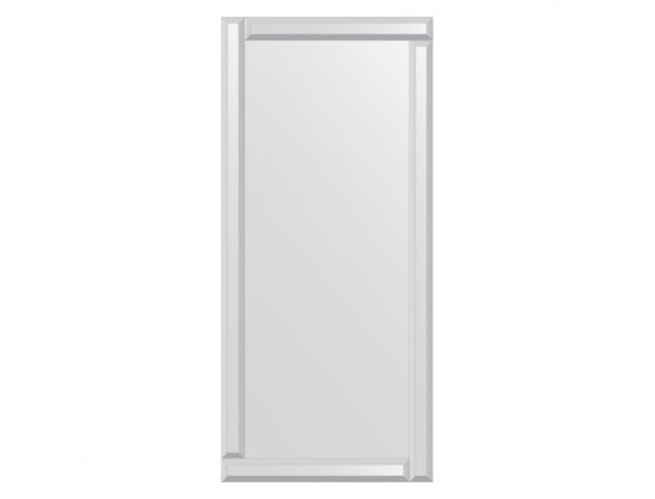 Зеркало с зеркальным обрамлением EVOFORM Style (50х110 см) BY 0804