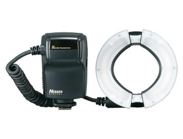 Вспышка Nissin MF18 Macro Flash for Canon
