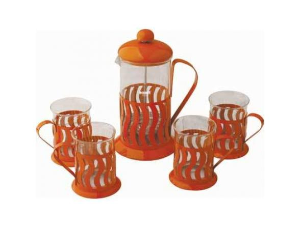 Чайно-кофейный набор BEKKER BK-7607