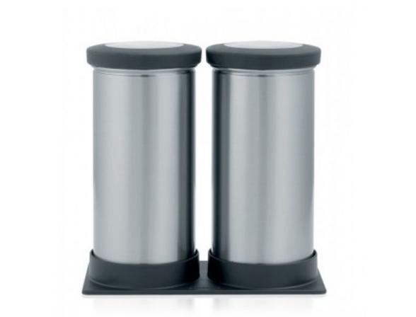 Набор контейнеров для сыпучих 2пр.(0,7л.) Brabantia 415647