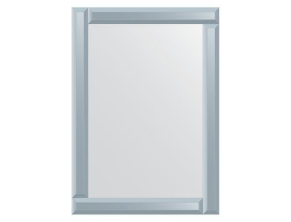 Зеркало с зеркальным обрамлением EVOFORM Style (50х70 см) BY 0826
