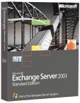 Microsoft ПО Exchange Svr 2003 English Disk Kit MVL CD