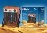 Тепловая пушка Uniel U-IEFH-01-5