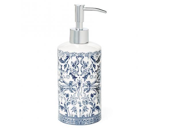 Дозатор для жидкого мыла KASSATEX Orsay Blue AOR-LD-BLU