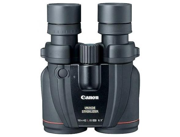 Бинокль Canon 10x42L IS WP*