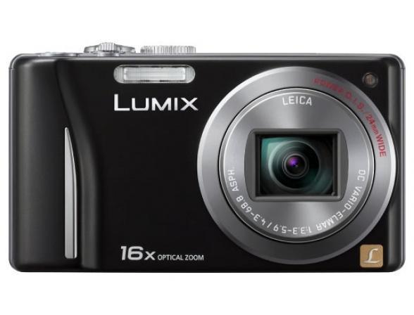 Цифровой фотоаппарат Panasonic Lumix DMC-TZ18