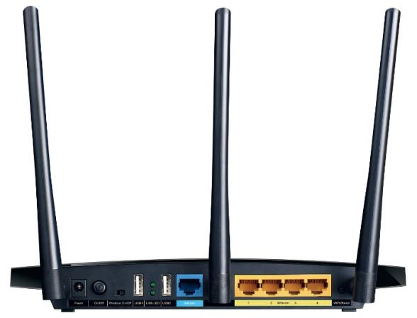 Wi-Fi точка доступа TP-LINK TL-WDR4300