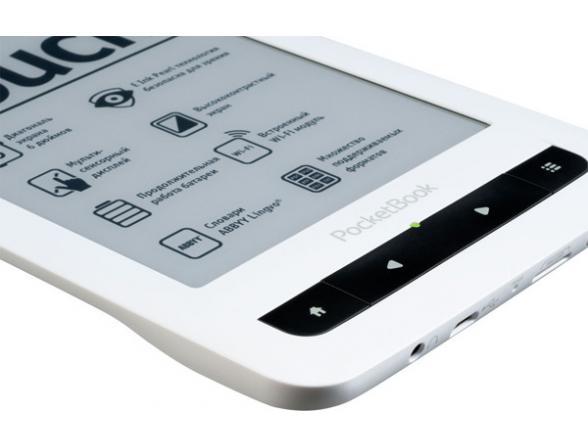 Электронная книга PocketBook Touch (Pro 622)