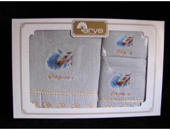 Комплект полотенец ARYA GOERGEOUS