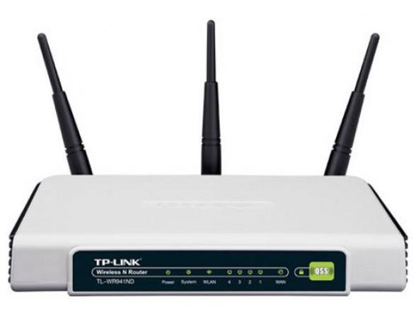 Беспроводной маршрутизатор TP-LINK TL-WR941ND