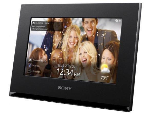 Фоторамка Sony DPF-WA700