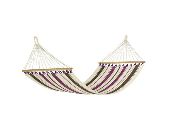 Гамак одноместный La Siesta Caribena Single Hammock Purple