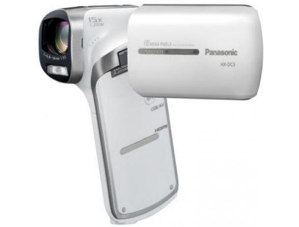 Видеокамера Panasonic HX-DC3
