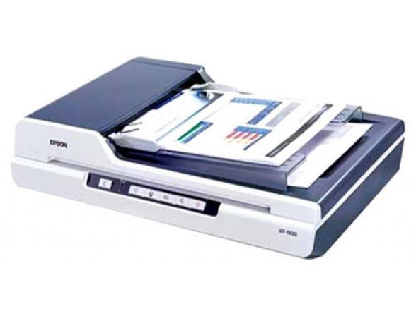 Сканер планшетный Epson GT-1500