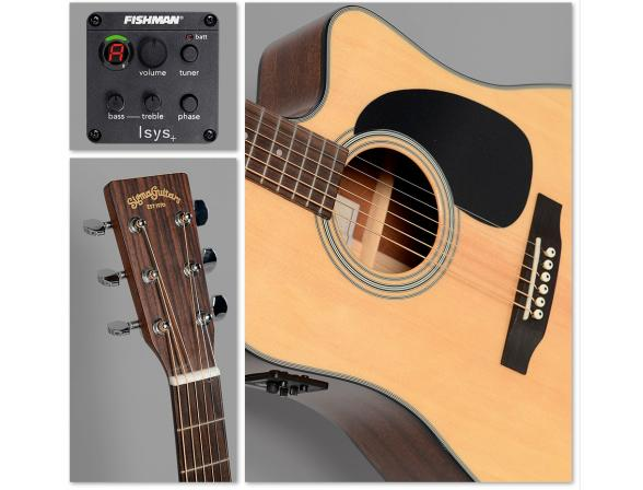 Гитара _Sigma DMC-1STE