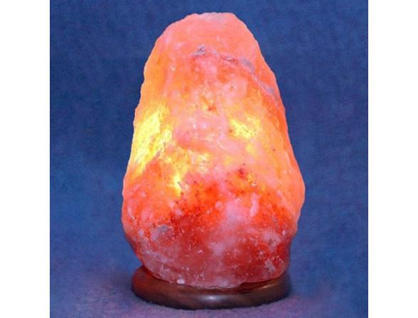 Солевая лампа ZENET Скала (5-7 кг)
