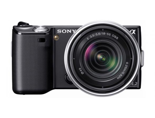Цифровой фотоаппарат Sony Alpha NEX-5K Kit BLACK*