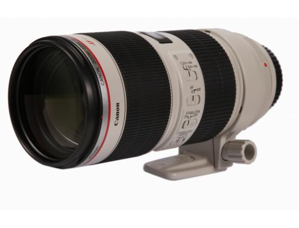 Объектив Canon EF 70-200 f/2.8L IS II USM
