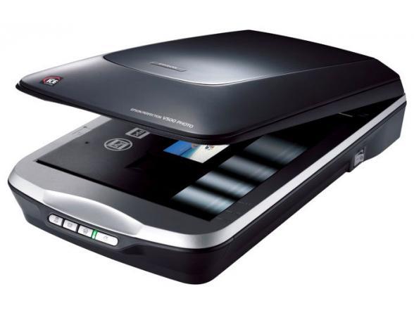 Сканер планшетный Epson Perfection V500 Photo