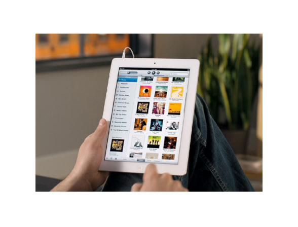 Планшет Apple iPad 2 64Gb Wi-Fi + 3G White