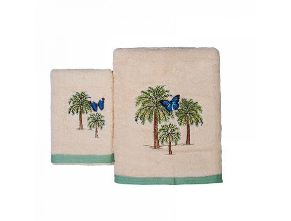 Полотенце для рук CROSCILL Butterfly Palm