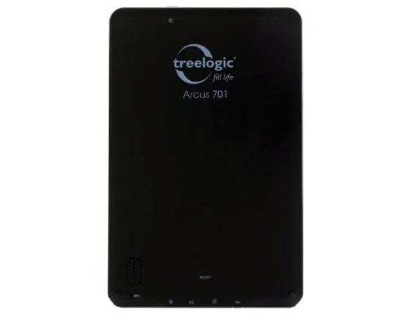 Электронная книга Treelogic Arcus 701 4Gb (Black)