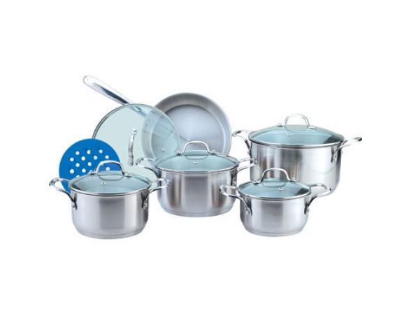 Набор посуды BEKKER deluxe BK-2870