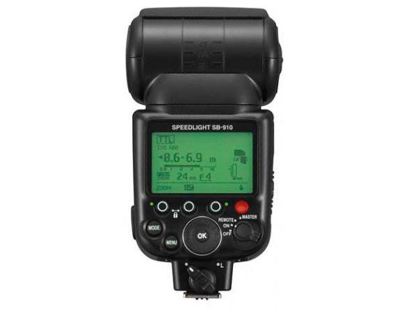 Вспышка Nikon Speedlight SB-910