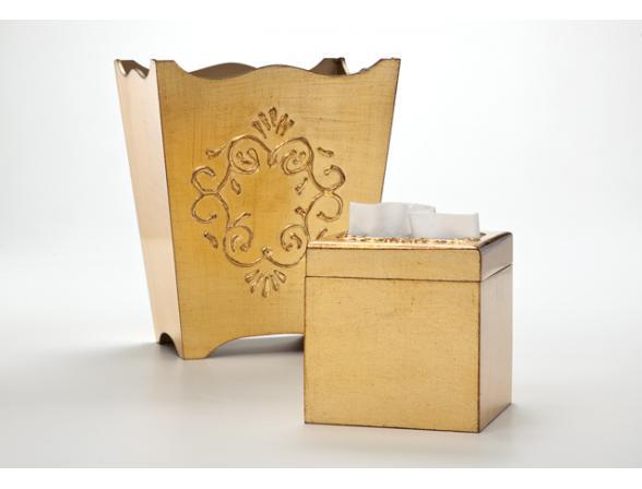 Набор для ванной Labrazel <> Scroll Gold