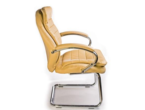 Кресло руководителя BURO T-9950AV/Ivory