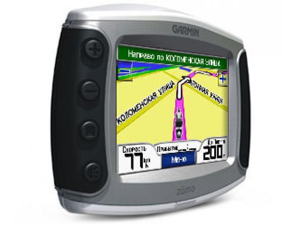 GPS-навигатор Garmin Zumo 500
