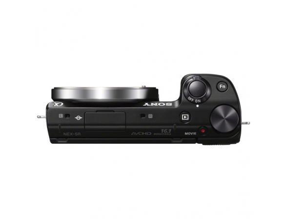 Цифровой фотоаппарат Sony Alpha NEX-5R Body Black*