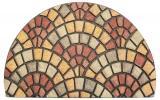 Коврик Mohawk 58,5*89 Pompeii Slice