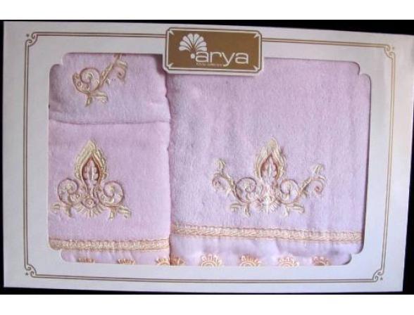 Комплект полотенец ARYA Хлопок BEATRIX