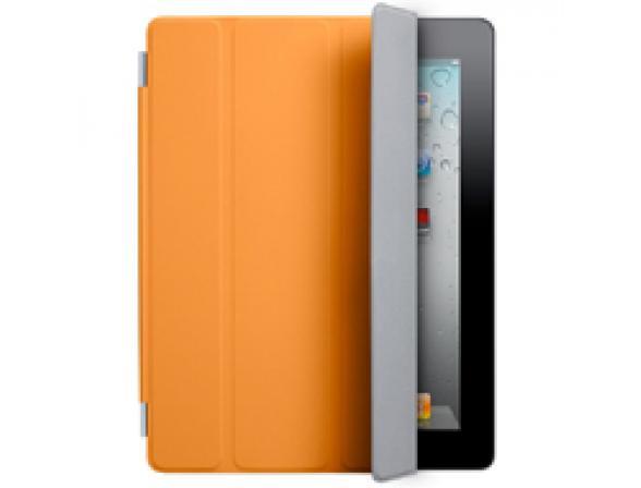 Чехол Apple iPad2 Smart Cover Polyurethane Orange